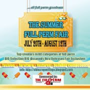 The Summer Full Perm Fair