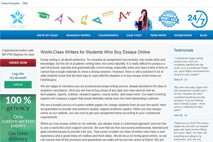 writing services org Academic essay writing service this is what our company is all about - helping students fulfill their dream of getting a degree with impressive gpa and maintaining their study-life balance as an extra benefit.
