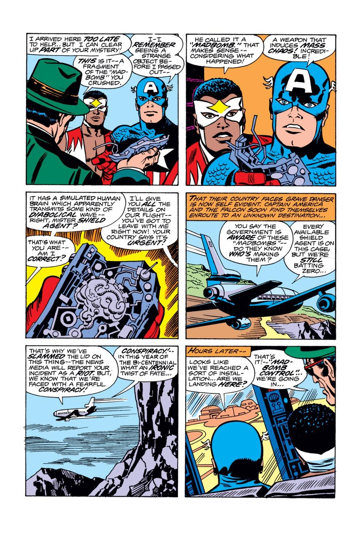 Captain America (1968) Issue #193 #107 - English 11