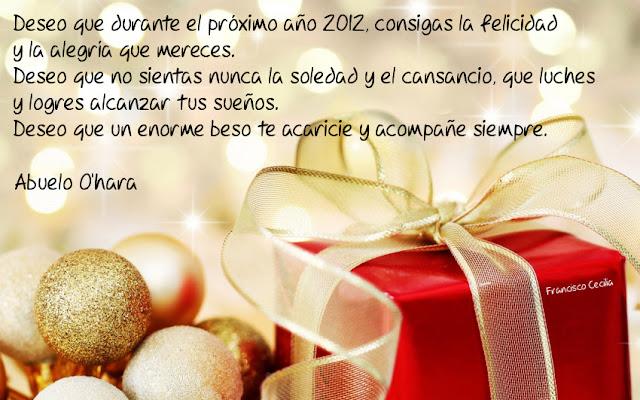 Felicitacion año 2012 del Abuelohara