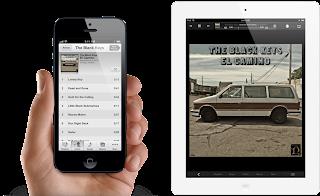Servicio Apple iCloud Musica