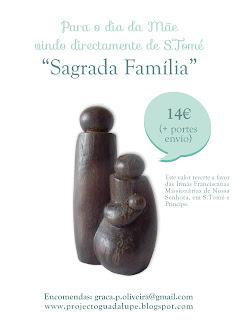Sagrada Família, São Tomé e príncipe