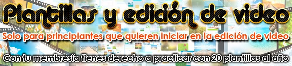 CURSO DE AFTER EFFECTS CON PLANTILLAS