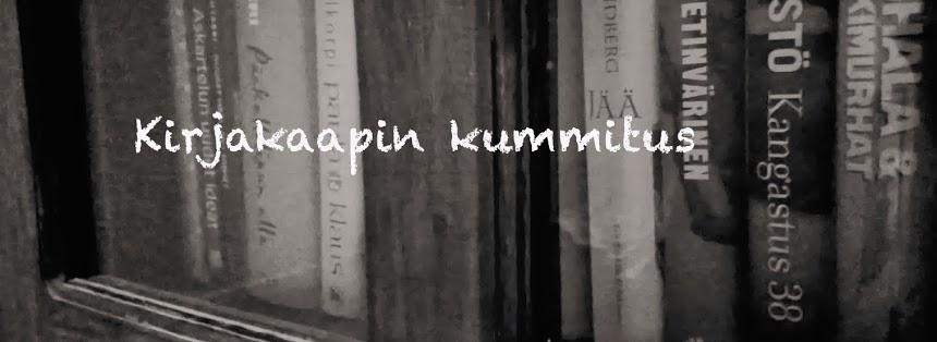 Kirjakaapin kummitus