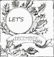 Let's December Daily Badge