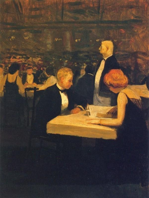 American Painter Guy P 232 Ne Du Bois 1884 1958 Blog Of An