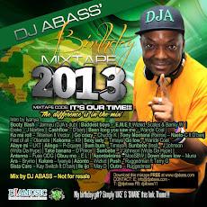 DOWNLOAD DJ ABASS' BIRTHDAY MIXTAPE 2013