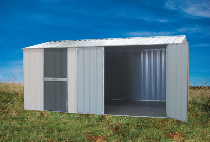 Donn small outdoor storage shed 8x10x12x14x16x18x20x22x24 for Outdoor mini shed