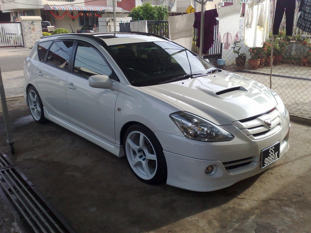 Toyota caldina gt four machinext top cars