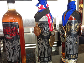 Rougaroux Rums: 13 Pennies, Sugarshine, and Full Moon