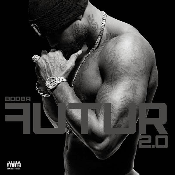 Booba - Futur 2.0  Cover
