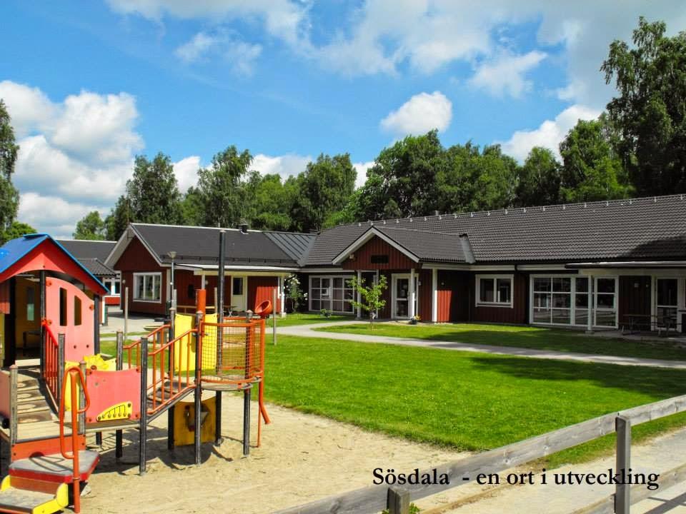 förskola, sösdala, hässleholms kommun, barn, trygg