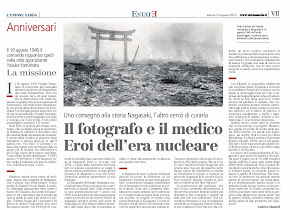 Il fotografo e il medico. Eroi dell'era nucleare