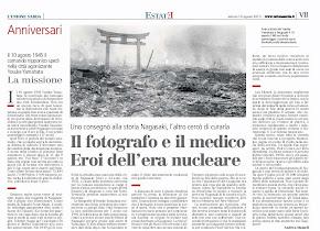 Il fotografo e il medico. Eroi dell'era nucleare