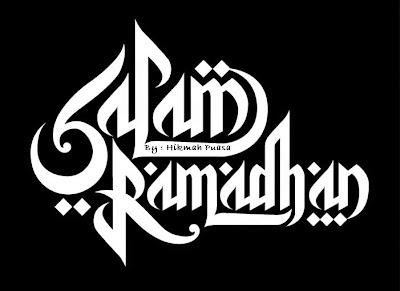 kartu puasa ramadhan