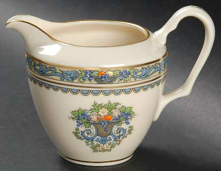 Lenox China Autumn Pattern