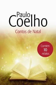 Portada brasileña de Cuentos de Navidad, de Paulo Coelho