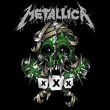 CD y vídeo del primer concierto del 30 homenaje de Metallica