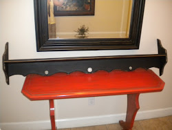 accent shelf...SOLD
