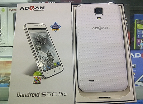 Harga Advan S5E Pro April 2015