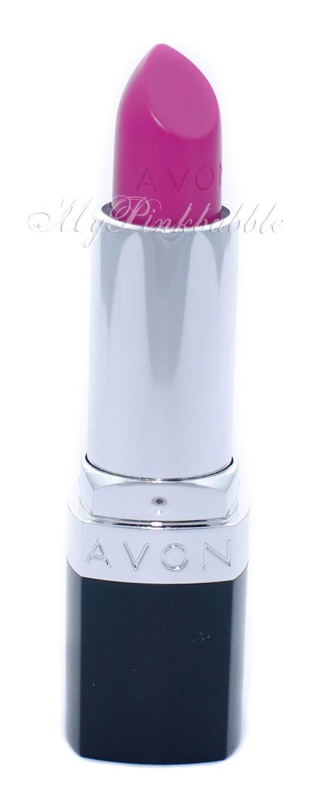 Avon ultra colour bold Hi-def plum