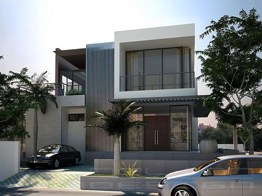Inilah ide Contoh Desain Rumah Di Perbukitan 2015 yg elegan