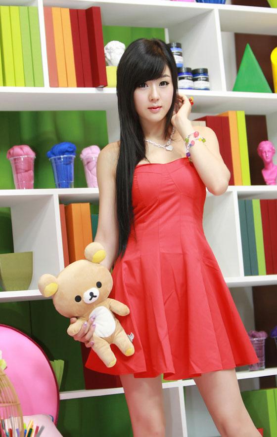 Hwang Mi Hee at KOBA 2011