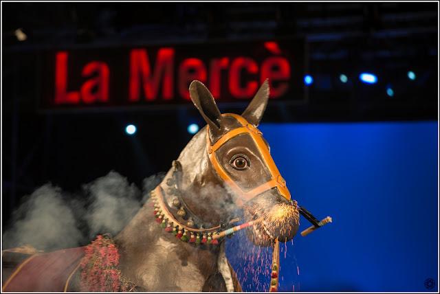 La Mercè 2012: Seguici Inaugural