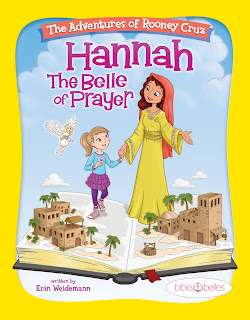 hannah the belle of prayer erin weidemann