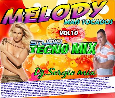 CD MAIS TOCADOS DE 2013 E 2014 VOL.10  15/11/2014