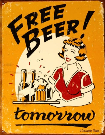 cerveza gratis