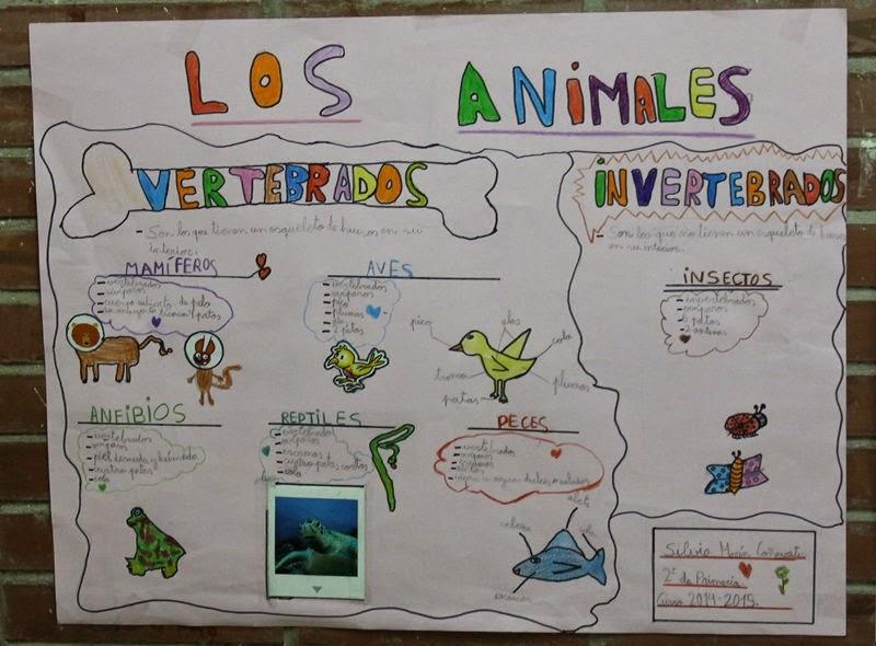 Maestra de primaria importancia de los murales como for Cuales son las caracteristicas de un mural