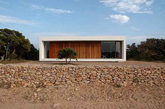 Orazio sciuto architetto la casa su ruote for Minimalist house spain
