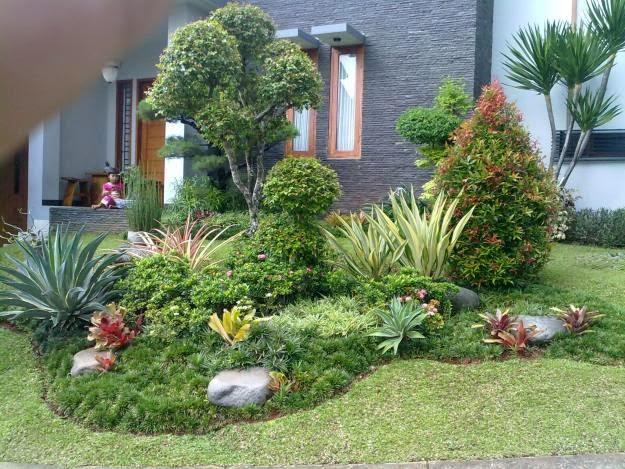 Taman minimalis dan Desain taman minimalis