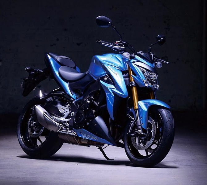 Bikes 2016 All New Suzuki GSX S