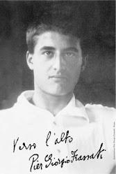 Beato Pier Giorgio Frassati - Padroeiro do grupo