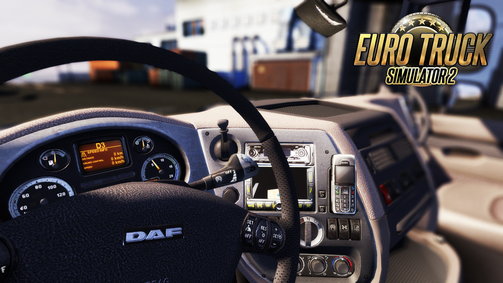 Scs Software S Blog Daf Trucks Coming To Euro Truck
