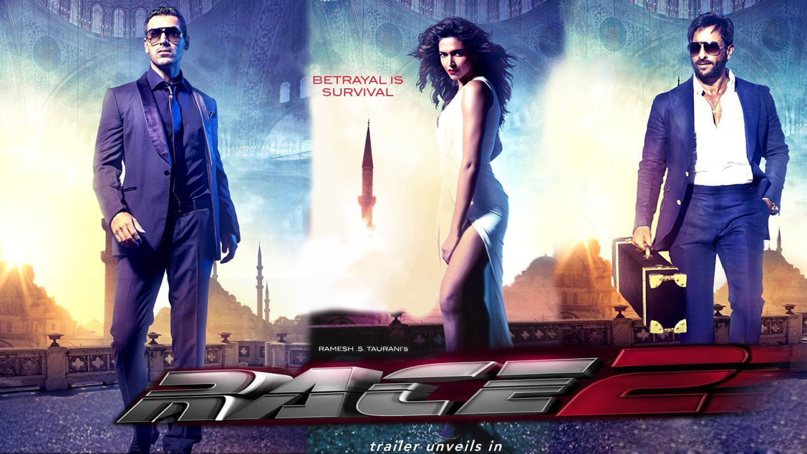 Race 2 bollywood new movie wallpapers in hd ~ bestnewwallpaper Race 2