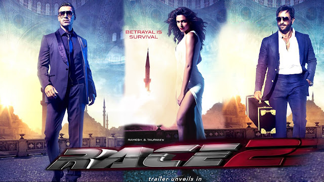 Race2 trailer cover page
