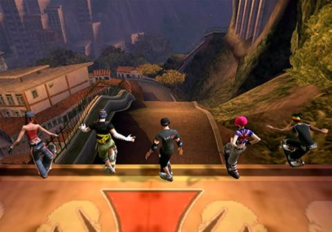 2 Ovos Fritos Tony Hawk S Downhill Jam Wii