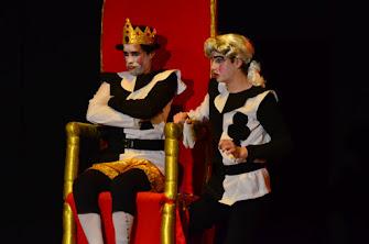 Dia 23 de outubro tem A Roupa Nova do Rei