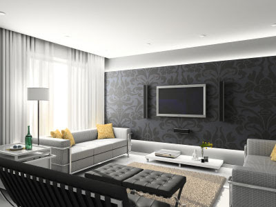 Modern Interior Decorating