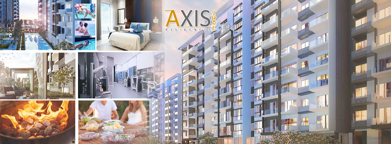 Axis Residences - Showroom available for viewing ! Call us for booking!