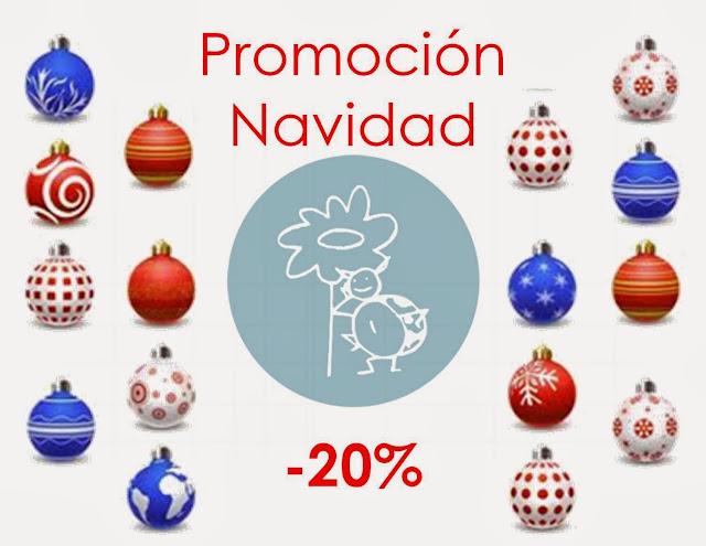 Promoción Navidad en Blog Retamal moda infantil y bebe