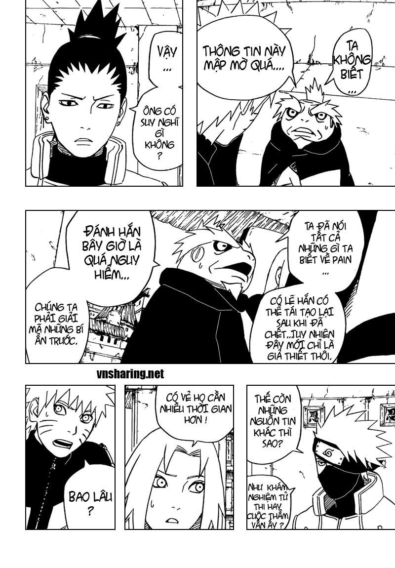 Naruto chap 408 Trang 10 - Mangak.info