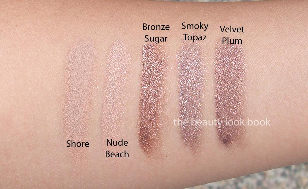 Bobbi Brown Long Wear Cream Shadows The Beauty Look Book