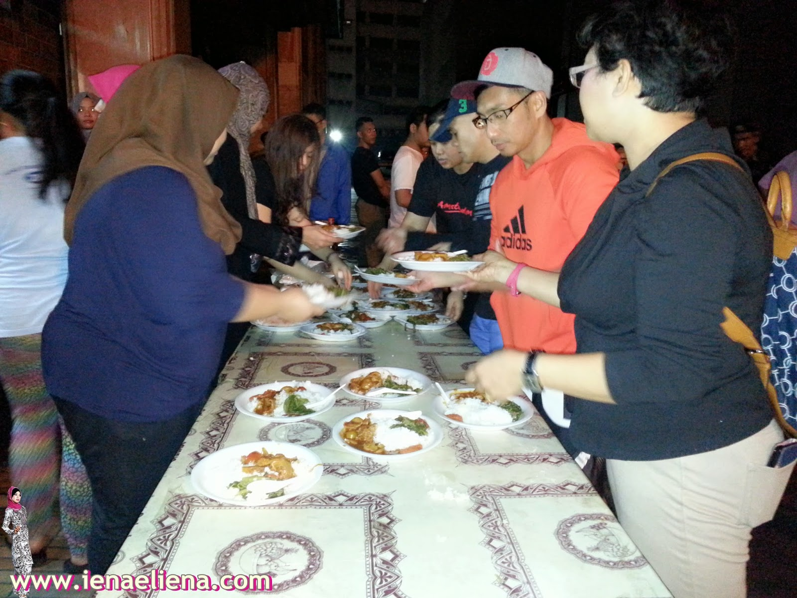 FEED THE HOMELESS PROGRAMME 12 FEBRUARY 2015