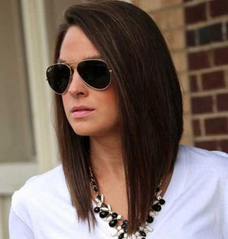 Model Rambut Sebahu Wanita Style Rambut - Gaya rambut pendek smoothing