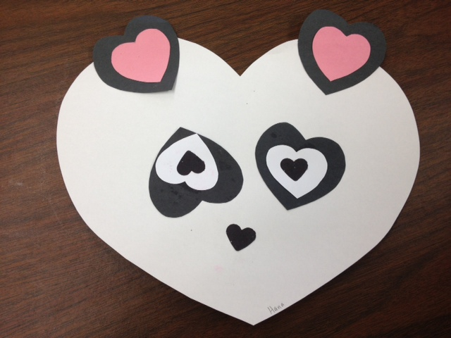 Valentine Preschool Crafts