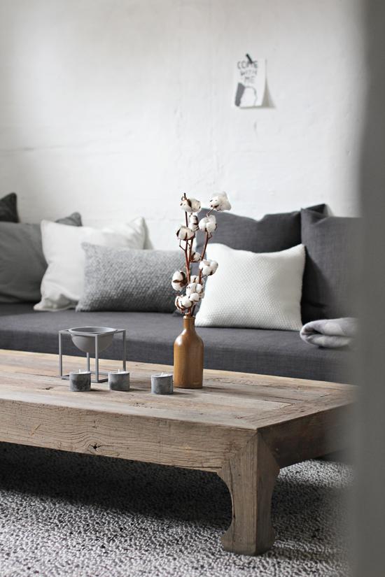 Grey Living Room Stylizimo